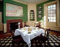 George Wythe House, Dining Room