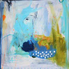 """Trine Panum - """"Med Plads Til Alle"""", 50x50 cm"""