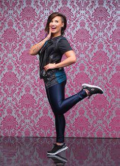 Demi Lovato sketcher ad