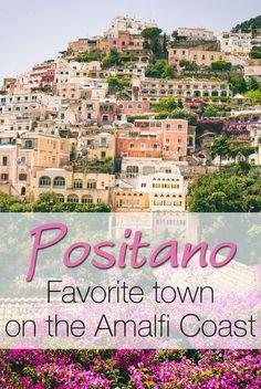 Positano, Our Favorite Town on the Amalfi Coast Positano, Our Favorite Town on the Amalfi Coast,Amalfi Coast Positano, Italy. Our favorite town on the Amalfi Coast. And what it's like to visit the Amalfi. Sorrento Italy, Naples Italy, Sicily Italy, Toscana Italy, Capri Italy, Venice Italy, Positano Italien, Amalfi Coast Positano, Italy Tourism