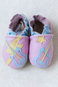 Rock & Roll Baby Shoes - Made in the USA
