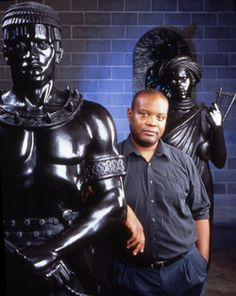 Sculptor David S. Black History Facts, Black History Month, Art History, Slavery History, African American Artist, American Artists, Art Afro, Art Africain, Black Pride
