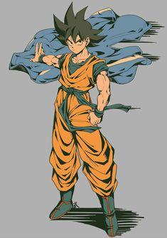 Ready to fight goku Dragon Ball Gt, Dragon Ball Image, Broly Ssj4, Dragonball Super, Marshmello Wallpapers, Dragonball Evolution, Goku Wallpaper, Super Anime, Japon Illustration