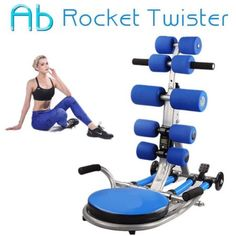 As Seen on TV Ab Rocket Abdominal Trainer Exercise Workout Machine Device Body Shaper Home Sports Fitness Tool Home Sport, Barre Workout, Workout Machines, Total Body, Trainers, Abs, Exercise, Fitness, Sports