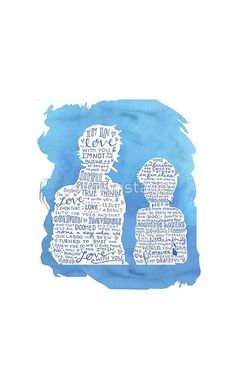 the fault in our stars quotes about love / augustus waters & hazel grace