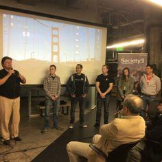 Society3 - Startup Night San Francisco March 10th @ImpactHub - Society3