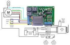 Unique Wiring Diagram Garage Door Sensor Diagram Diagramsample Diagramtemplate Wiringdiagram Diagramcha Garage Door Sensor Garage Doors Garage Door Opener