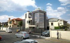 Proyecto de Infoarquitectura. Vivienda Inteligente en Zona de Samil en Vigo