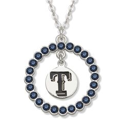 "Baseball and Texas Rangers fans, here's something for us to wear and show off available at Major League Baseball jewelry . #joyjewelers #womensjewelry #accessories <a href=""https://www.joyjewelers.com/modules/catalog/index.php?catid=301"">https://www.joyjewelers.com/modules/catalog/index.php?catid=301</a>"