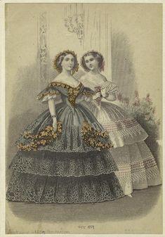 Victorian - Past A La Mode: A Historical Fashion Site