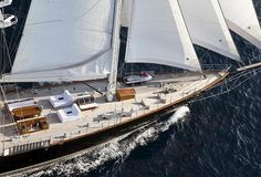 "Yacht Featured In James Bond Film ""Skyfall"" For Sale at $9.3 million"