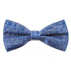 Fliege Schleife Hochzeit Anzug Smoking - midnight-blau in Feierlichkeiten / Anlässe   • Hochzeit • Krawatten / Fliegen • Fliegen