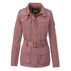 Sommerlicher Jacke im Trench-Stil aus leicht glänzender Ware. #jacke #barbour #conleys #fashion