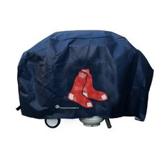 Baseball Pride Deluxe Grill Cover