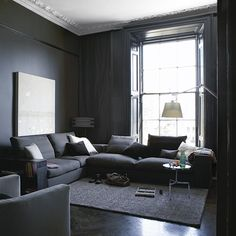 Interior Obsessions – Blackest Black   Paper and Stitch