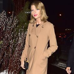 Pin for Later: Taylor Swift and Kanye West Do Dinner Together in NYC