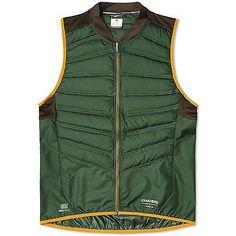 Nwt Nike Nikelab Gyakusou 800 Down Aeroloft Running Vest Mens Medium 743344 340