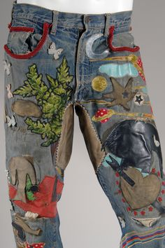 8c98dcd8 New Exhibition at FIT Charts the History of Denim, From Cowboys to Gucci