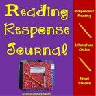 Reading Response Journal Common Core Aligned  You may also be interested in: Reading Strategies for Middle School  Description:  I have developed t...