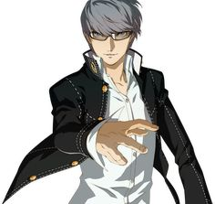 Yu Narukami (Persona The Animation) Persona 4 Manga, Persona Q, Johnny Yong Bosch, Yu Narukami, Shin Megami Tensei, Amazing Drawings, The Draw, Anime Guys, Hot Anime