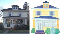 Marisa Seguin Illustration & Design: HOME FOR THE HOLIDAYS UPDATE