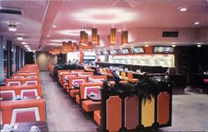 sambo's restaurant interior by bjheinley, via Flickr