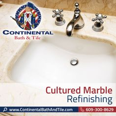 In Continental Bath U0026 Tile We Can Help You With Bathtub Refinishing,  Countertop Refinishing, And Ceramic Tile Refinishing In Marlton, NJ