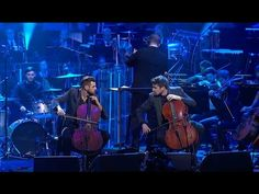 2CELLOS - May It Be - The Lord of the Rings [OFFICIAL VIDEO] - YouTube