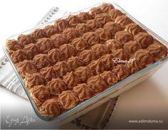 Наверное, нет смысла очередной раз рассказывать о тирамису. Скажу только, что это мой САМЫЙ любимый десерт! Готовлю часто и легко, съедаю медленно и с наслаждением. Хотя рецепт классический, но опи...