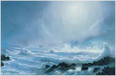 The Ship of the Dark by John Howe