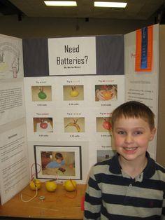 fruit battery experiment hypothesis