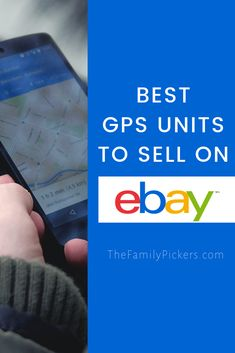Reselling GPS units on ebay on eBay can be very profitable. Here are the specific GPS brands to look for that will make the most money on eBay #ebayseller #reselling #ebayseller Ebay Selling Tips, Selling Online, How To Get Money, Make Money Online, Successful Online Businesses, Small Businesses, Buying A Condo, How To Become Successful, Vintage Jewelry Crafts