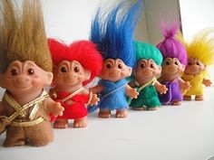Trolls: An icon of the 80's childhood memories!
