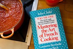 "This is an under-the-radar basic from Julia Child's ""Mastering the Art of French Cooking."" It is a tomato sauce with onions, garlic and basil, raised high with a perfumed whiff of orange peel and coriander seed. Tomato Sauce Recipe, Sauce Recipes, Cooking Recipes, Noodle Recipes, Healthy Recipes, Sauce Dips, Great Recipes, Favorite Recipes, Summer Tomato"