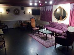Masq - private party room