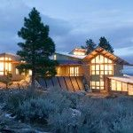 Arkin Tilt Architects design truly beautiful straw bale homes.  They are pioneers in showing the world that straw bale construction can be sleek and modern.  You can visit their site by clicking here. Unbelievable