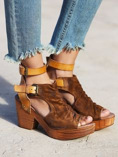 These might* be necessary for Spring/Summer. Free People Sacramento Clog, $178.00 *want want want