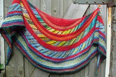 Glad I knit: Colourful!