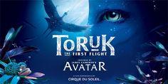 """Llegará a México el espectáculo de """"Avatar"""" del """"Cirque du Soleil"""""""