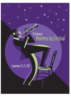 MJF/55 Official Event Poster 2012