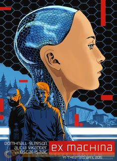 Ex Machina by Francesco Francavilla *
