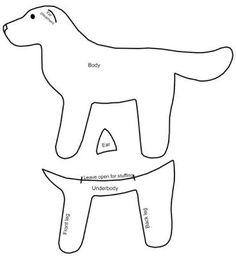 * Dog Template*