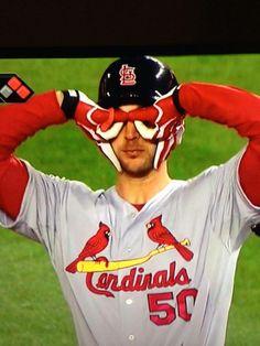 Wainwright...such a stud... <3 him