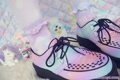 Pastel Creepers