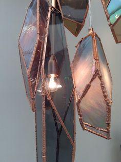 pin by mazuni anetta on paper mache lamp, hanging lamps by mazuni ... - Designer Leuchten Extravagant Overnight Odd Matter