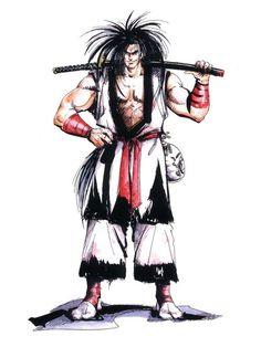 rascalthecat:    Haohmaru  Samurai Shodown