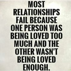 Moving On Quotes :  True in any relationship