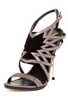 B Brian Atwood Marseille Open Toe Heel Sandal by B Brian Atwood on @HauteLook