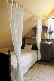 shelf on wall, curtain cove, white white white
