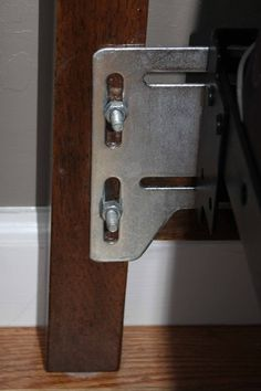 Headboard And Footboard Adapter Conversion Plates How To